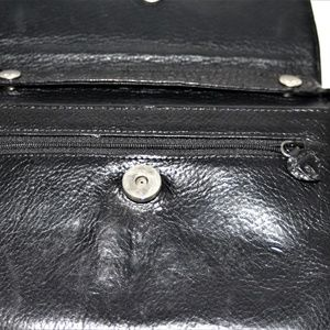 BRIGHTON Bags - VGC BRIGHTON CROSSBODY BAG - BLACK